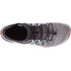 Merrell M's Trail Glove 4 Knit Shoes Charcoal